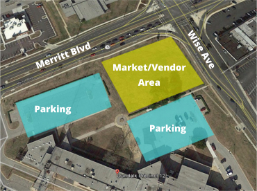 flea market map